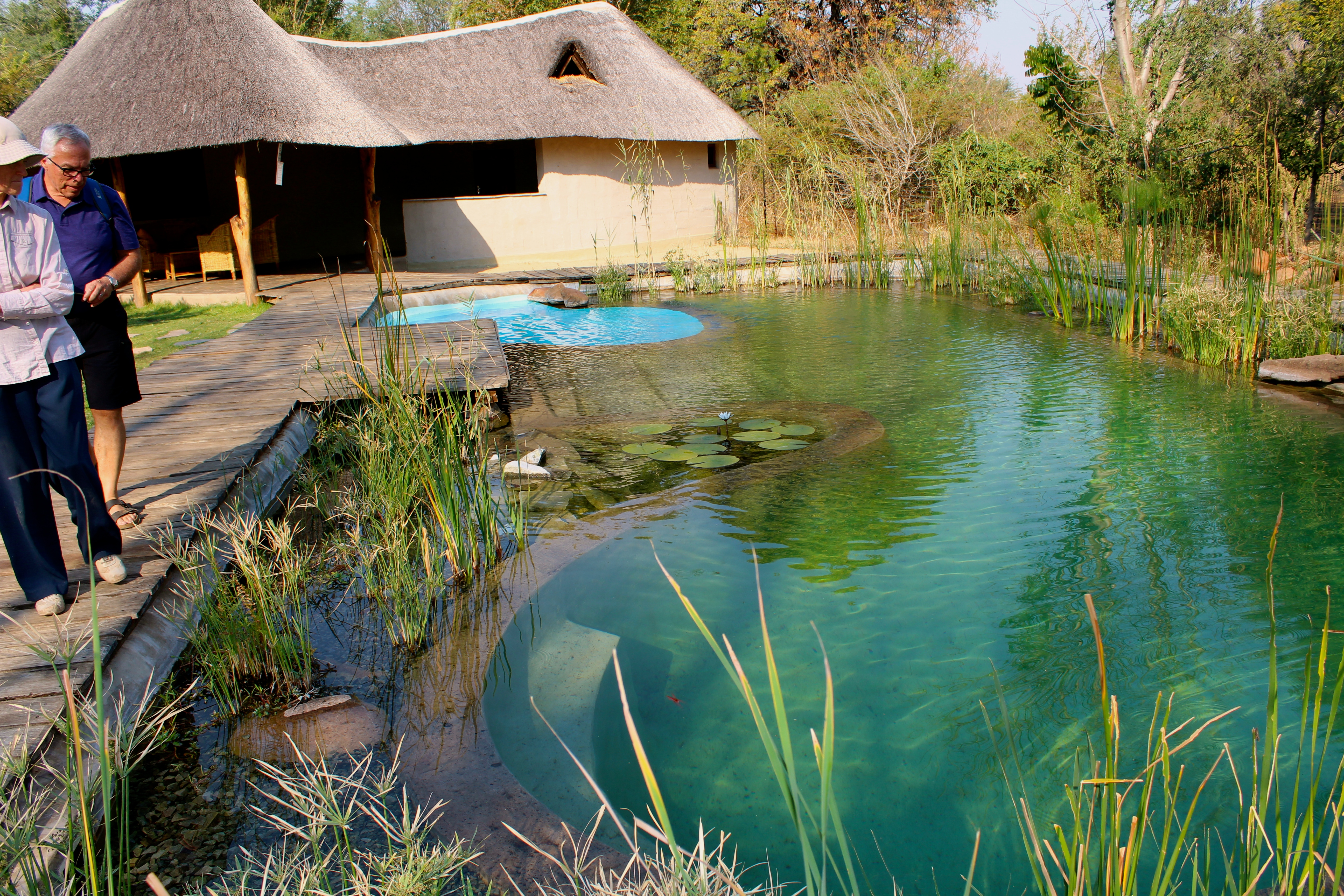 Return To Livingstone And The Victoria Falls Visit To